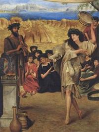 a harvest festival by sir lawrence alma-tadema