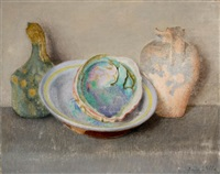 untitled (shell still life) by joseph stella