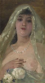 figura femminile by arnaldo de lisio