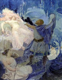 le barde by william de leftwich dodge