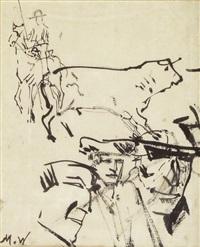 der torero by marianne werefkin