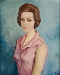 retrato de dama by luis eduardo aute