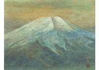 mt.fuji by matsumoto jun