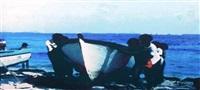 pêcheurs des iles by arno art