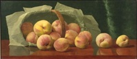 peaches by william j. mccloskey