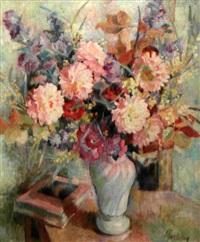 bouquet de fleurs by suzanne kaehrling
