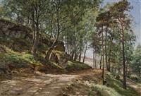 resting by berndt adolf lindholm