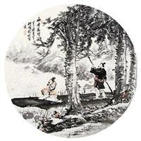 扁舟觅句 by liu hao