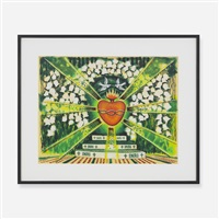 untitled (woodland chapel) by ed paschke