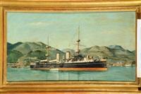 piroscafo by g. blumenthal