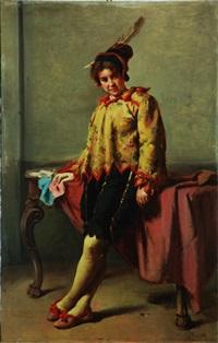 costume di carnevale by giovanni pezzotta
