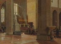 interno di santa croce by antonio maria aspettati