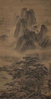 云林仙馆 (paradise) by dai jin