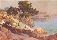california landscape by elizabeth wentworth roberts