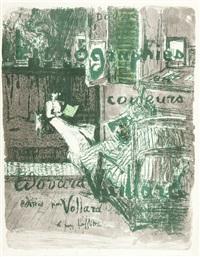 couverture pour douze by edouard vuillard
