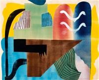 d-483 compositie by hendrik nicolaas werkman