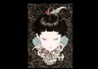 a boy with a horn by takato yamamoto