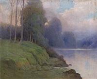 paesaggio lacustre by rocco lentini