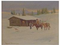 the stranger by robert wagoner
