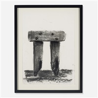 ancient table by david nash