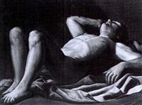 saint sebastien allonge by giacomo farelli