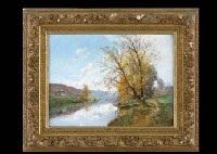 landscape by paulin andre bertrand