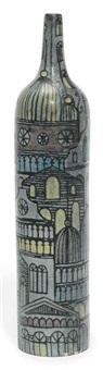 rooftops vase by fantoni