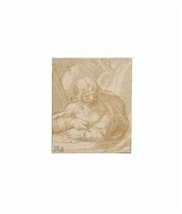 san giacomo minore, fine xvi secolo by hendrik goltzius
