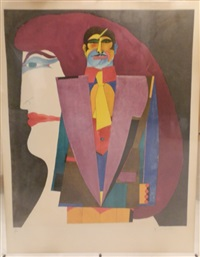 sans titre by richard lindner