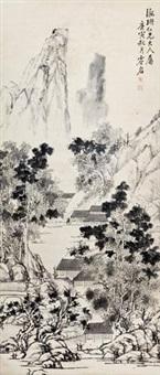 山水 by xu gu