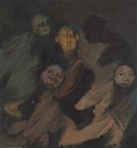 ritratto e personaggi by caminati aurelio