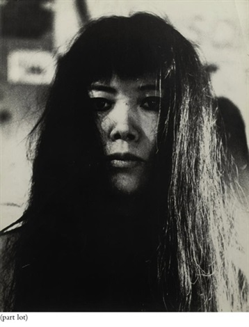 portrait of yayoi kusama 5 others 6 works by gerard fieret
