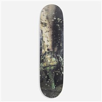 shitkicker skateboard deck by marilyn minter