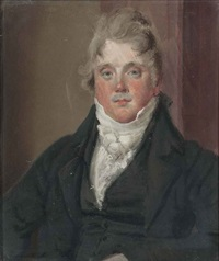 portrait of a gentleman by john raphael smith