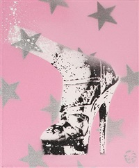 shoe by nick walker