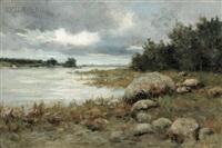 glimmering creek by burr h. nicholls