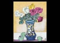 roses by sai morita