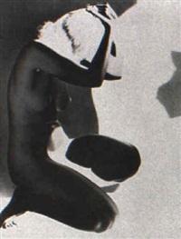 solarized nude by paul heisman