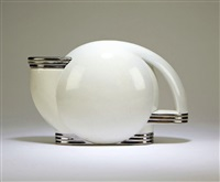 teapot by paul schreckengost