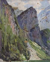 lago di braies by rocco lentini