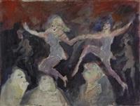 ballerine by mino maccari