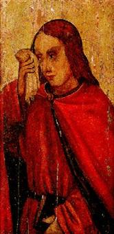 saint john the evangelist by german school-cologne (16)
