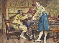 the bribe by edgar bundy