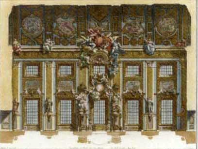 interior scenes by martin engelbrecht