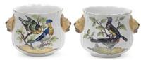 flaschenkühler (pair) by helena wolfsohn