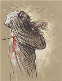martyr by peter howson
