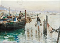 i pescatori di mergellina by antonio perciavalle