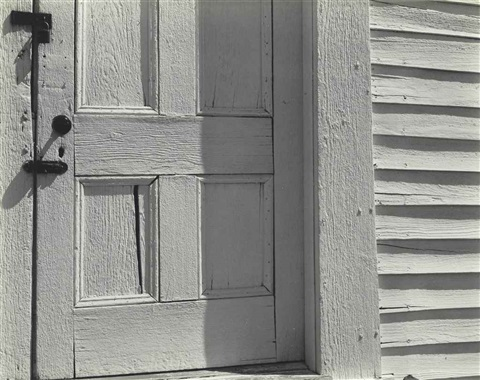 church door hornitos by edward weston