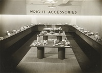 portfolio of photographs of commissions and objects designed by russel wright by f. s. lincoln