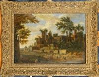 paysage animé by theobald michau